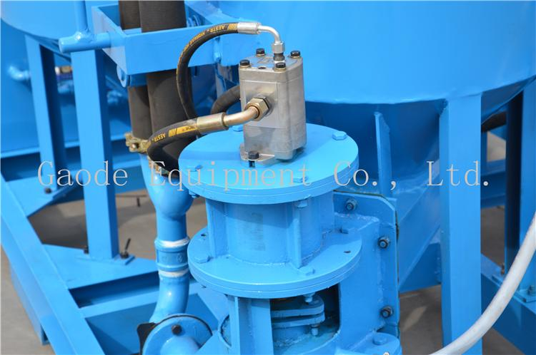 液壓注漿泵站 7