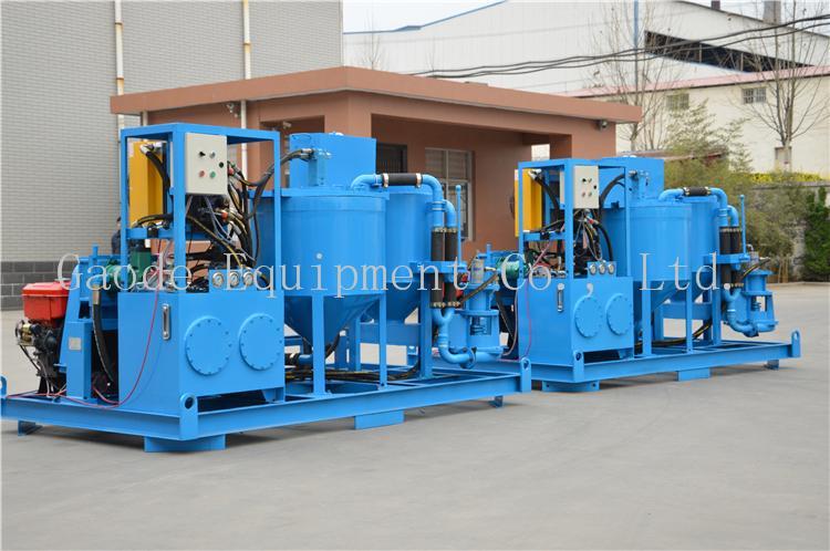 液壓注漿泵站 12