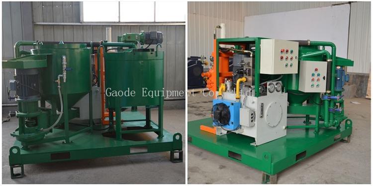 液压注浆泵站 15