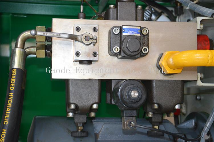液壓注漿泵站 5