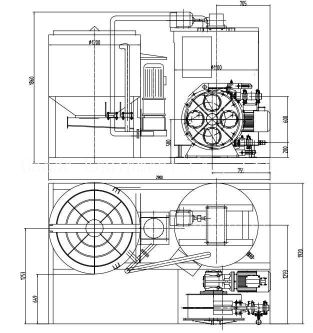 注漿泵站 6