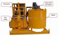 液压注浆泵站