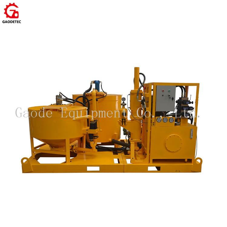 grout equip sale