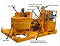 high pressure grouting equipment for