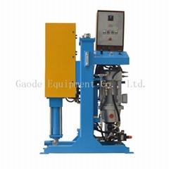 GDH75/100 高压立式注浆泵用在大坝