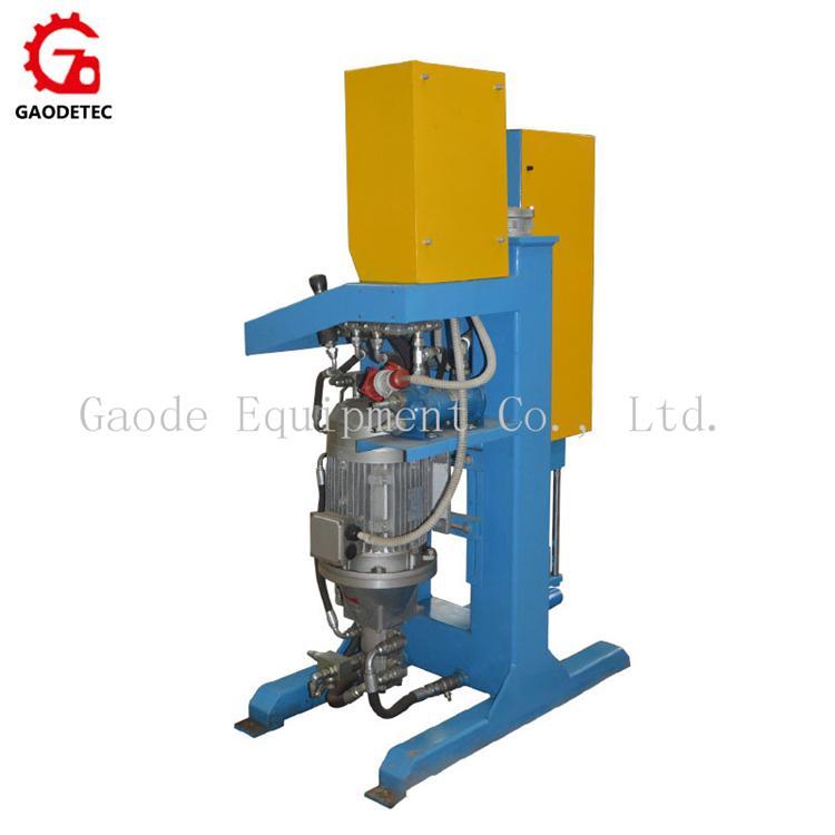GDH75/100 高压立式注浆泵用在大坝 9