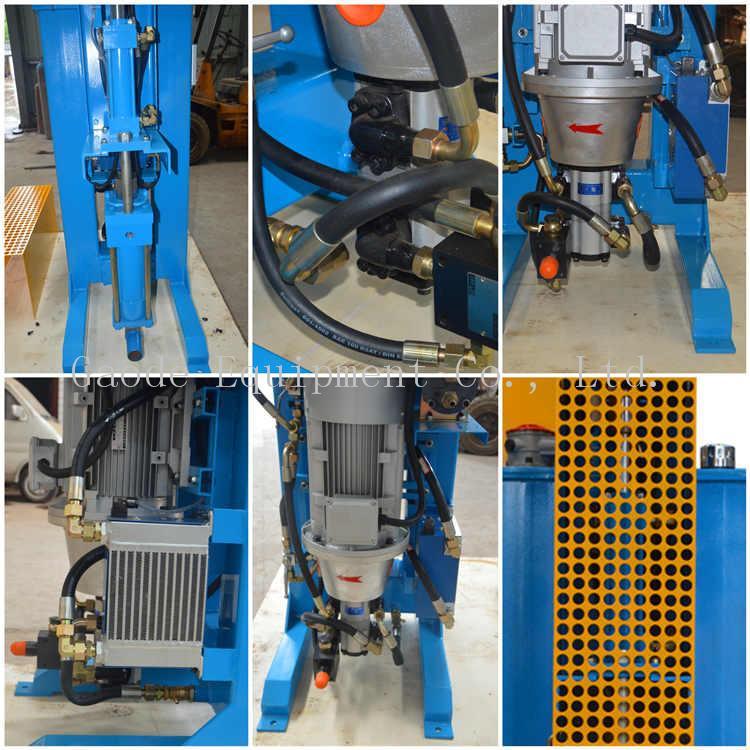 GDH75/100 高压立式注浆泵 9