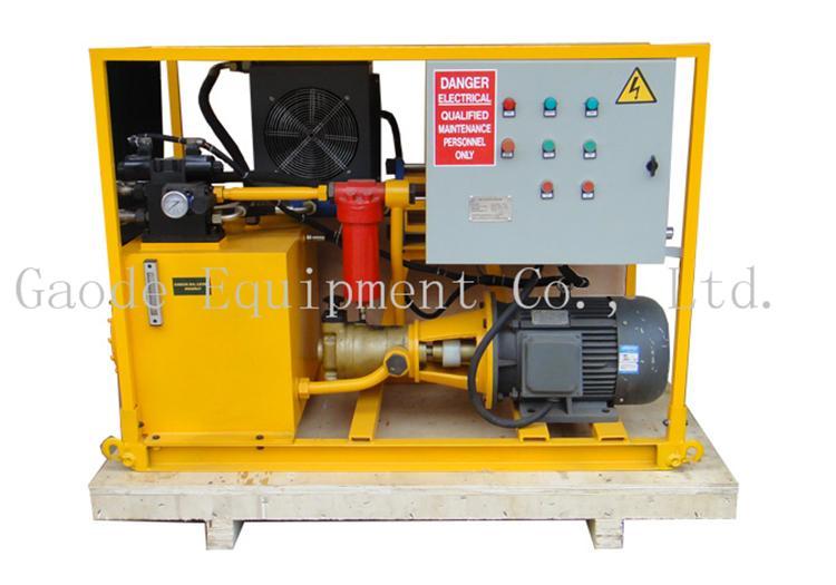 GDH90 高压注浆泵 5