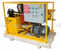 GGH70 high pressure with CE&ISO grouting