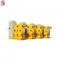 Squeeze Industrial Hose Pump Peristaltic