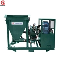 GDS1500E wet mix concrete electric motor shotcrete pump machine for sale
