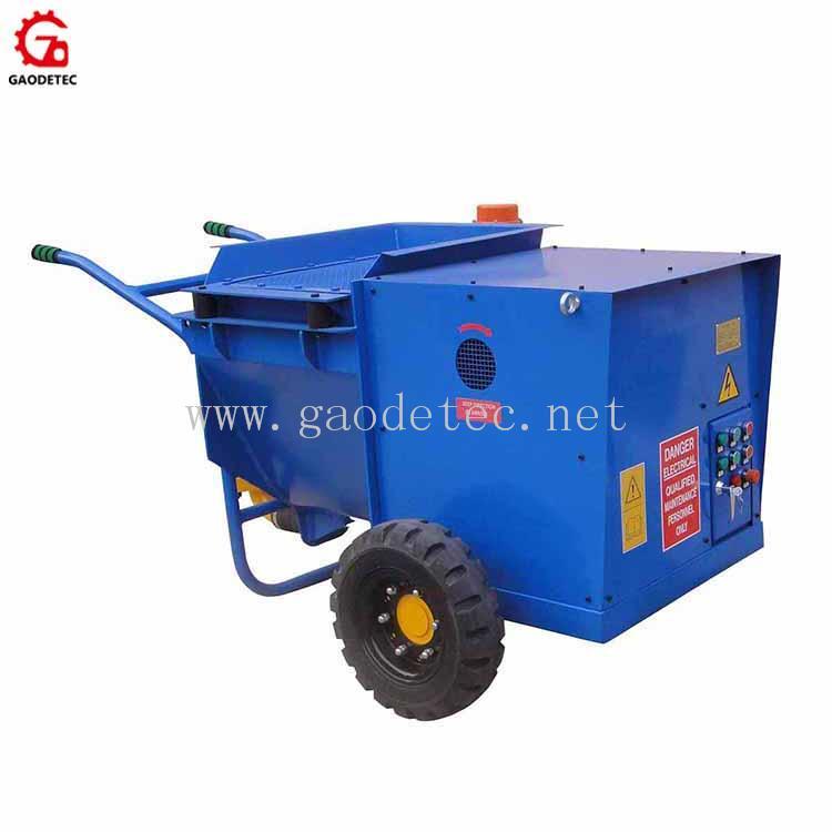 GMP50/40砂漿泵 5