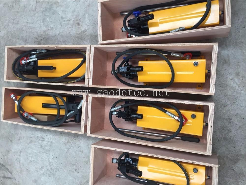Light Weight Hydraulic Hand Pump 7