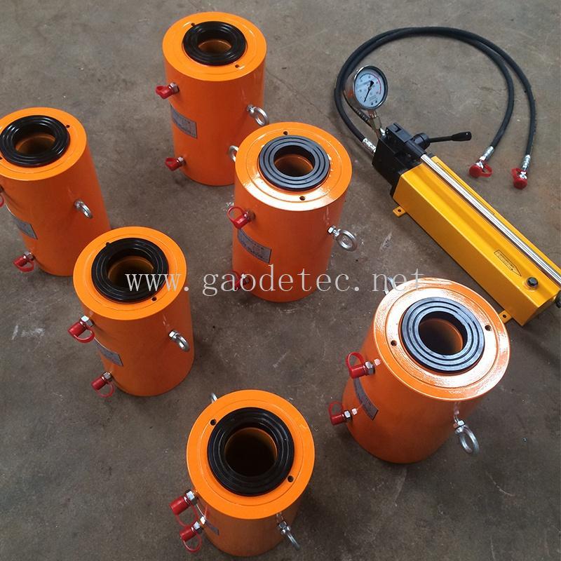 Light Weight Hydraulic Hand Pump 4