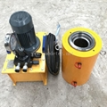 Electric Pump Station for Lifting Hydraulic Jack Cylinder 4