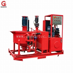 Factory price cement injection grout pump mixer machine for sale
