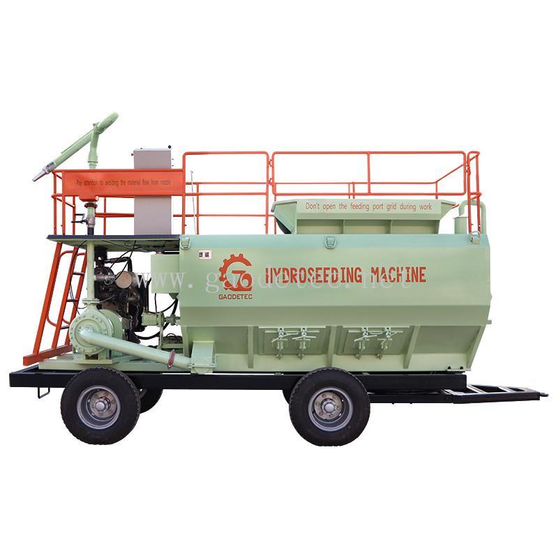 Grass Seed Spraying Machine Hydroseeding