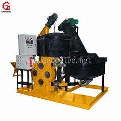 China wholesale GFC1000-H CLC foam concrete machine for floor heating