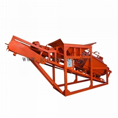 Widely used in coal yard electric sand grading machine manufacturer