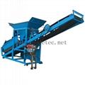 diesel sand screen machinery