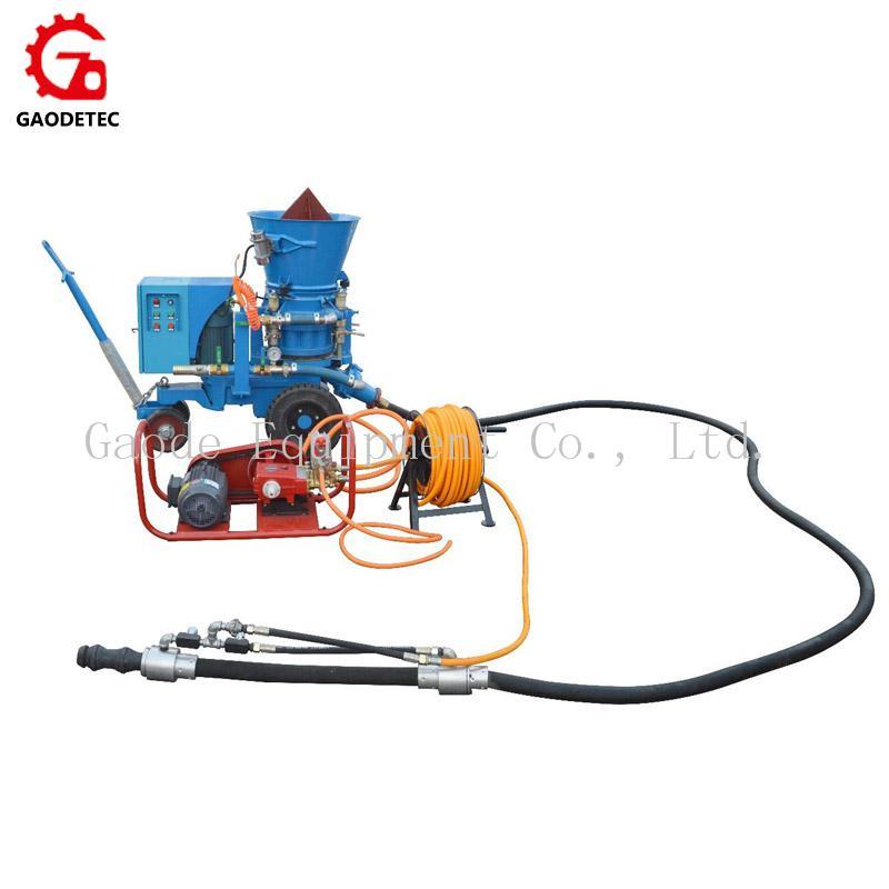 耐火材料干噴機 1