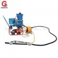 refractory spraying machine