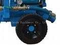耐火材料干噴機 10