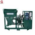 GDS1500E wet mix concrete electric motor