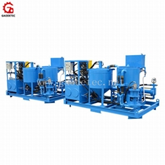 GGP250/350/100 PI-D hydraulic diesel grout station plant