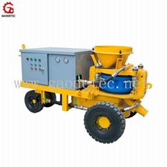 High Efficience GSZ3000E Wet Gunite Machine