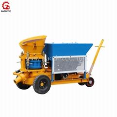 Diesel Engine Type Concrete Spray Gunite Shotcrete Concrete Sprayer