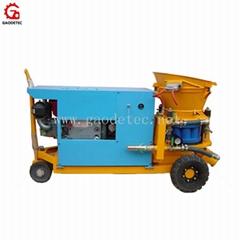 GZ-5D diesel engine dry shotcrete machine price