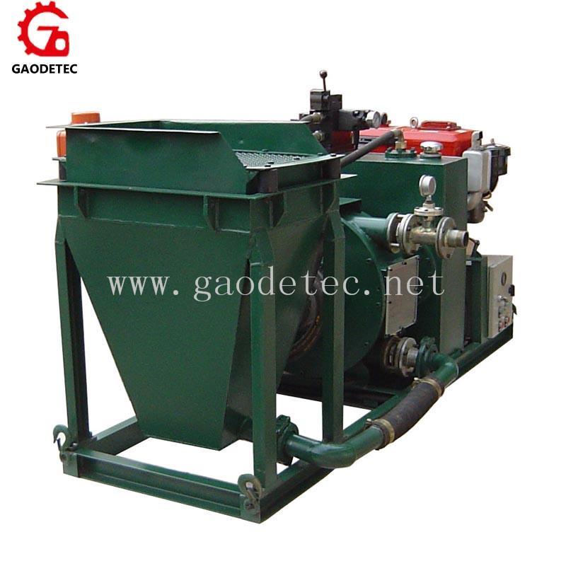 小型柴油机混凝土泵 3