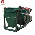 小型柴油機混凝土泵 3