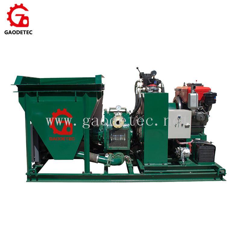 小型柴油机混凝土泵 1