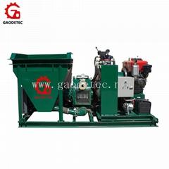 GDS1500D diesel drive shotcrete mortar pump