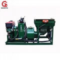 小型柴油機混凝土泵 4