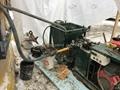 小型柴油机混凝土泵