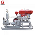 GDM 130/20 with CE&ISO grout pump