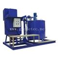 GMA500‐1000E big grout mixer and