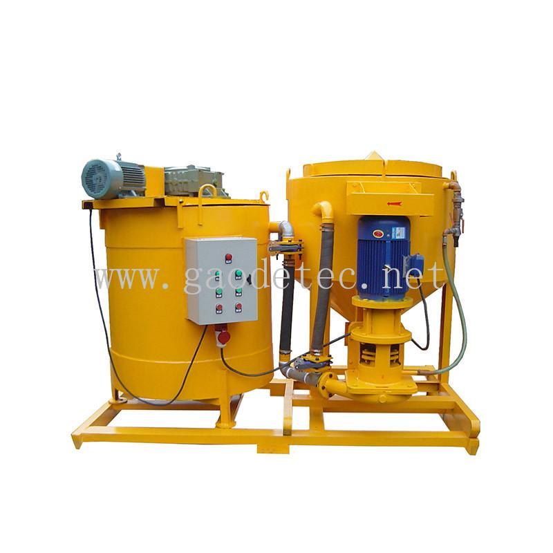 GMA400-700注浆搅拌机组 1