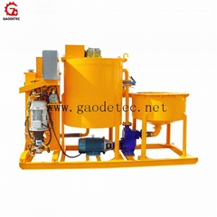 Jet Grouting Equipment Cement Grout Injection Pump