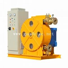 Squeeze Industrial Hose Pump Peristaltic Pump for Concrete