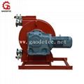 供應擠壓式管道泵變頻電機鏈輪連接GH系列工業軟管泵 全鋼結構 10