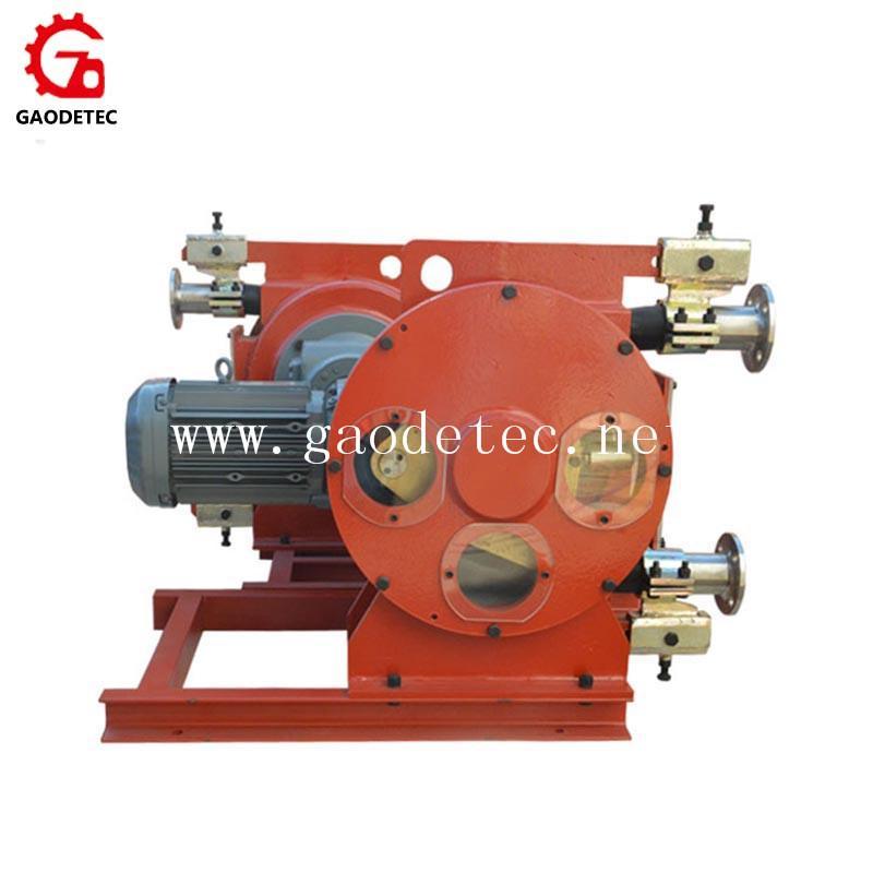 供應擠壓式管道泵變頻電機鏈輪連接GH系列工業軟管泵 全鋼結構 11