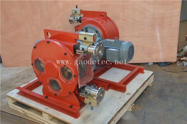 Hose Pump for Liquid Accelerator 4