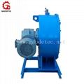 軟管泵輸送礦物廢渣