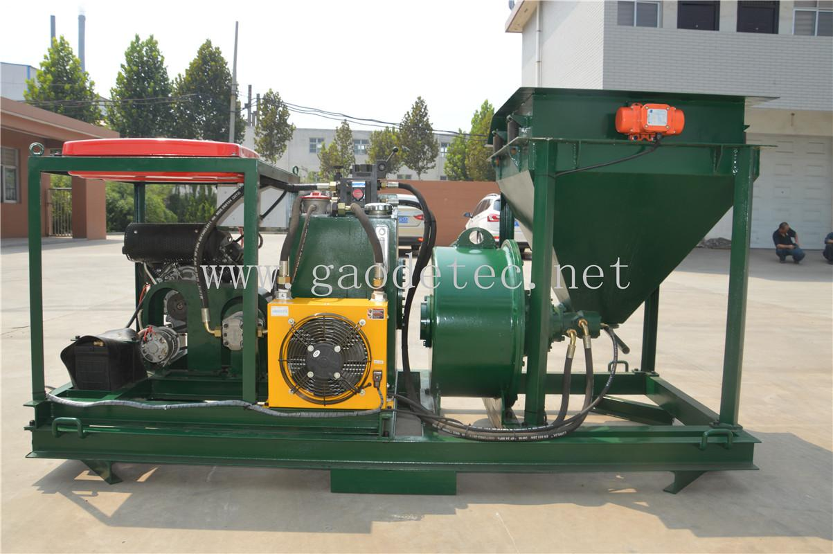 小型混凝土泵 4