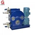 蠕動泵 U型擠壓 技術  參數