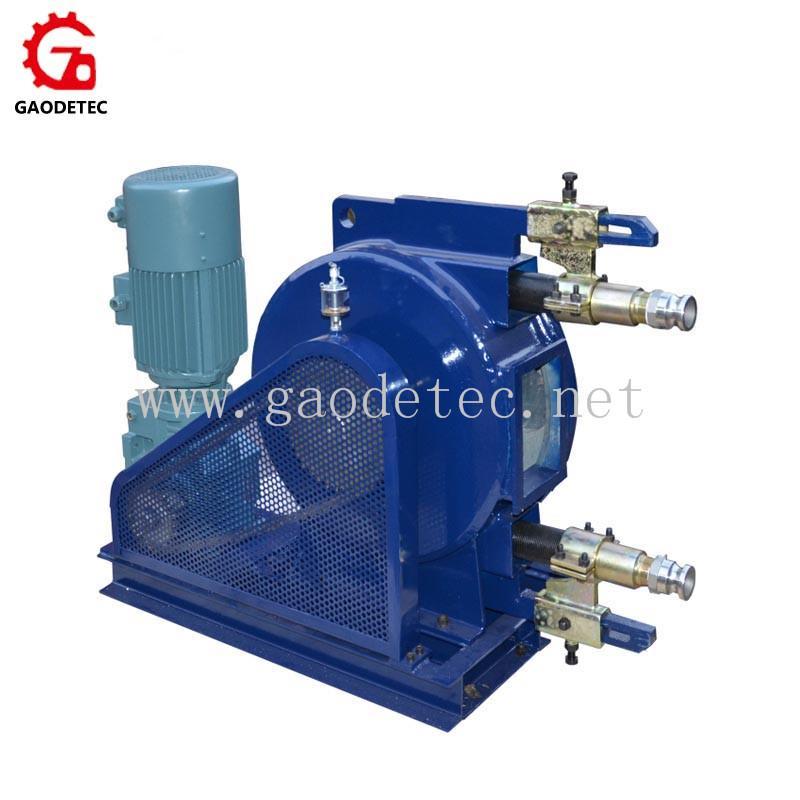 mortar hose pump